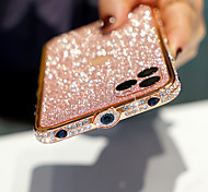 economico -telefono Custodia Per Apple Per retro iPhone 11 iPhone XR iPhone 11 Pro iPhone 11 Pro Max iPhone XS Max iphone 7/8 iphone 7Plus / 8Plus iPhone X / XS iPhone SE 2020 Con diamantini Glitterato