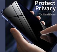economico -telefono Custodia Per Apple Integrale Custodia flip iPhone 12 Pro Max 11 SE 2020 X XR XS Max 8 7 Resistente agli urti Con chiusura magnetica Transparente Transparente Tinta unica Vetro temperato