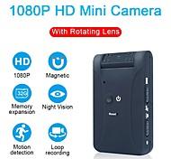 economico -Videocamera mini videocamera HD MD17 con rilevamento del movimento Videoregistratore video / vocale per esterni Mini DV Videocamera HD 1080P Micro Cam