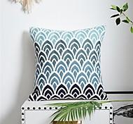 abordables -Mode rétro complexe avancé serviette brodé bureau à domicile géométrie taie d'oreiller couverture salon chambre canapé housse de coussin