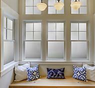 abordables -salle de bains verre porte film classique pur givré cuisine porte coulissante autocollant fenêtre porte vie privée film salle de bains maison verre autocollant