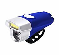 abordables -phares de bicyclette étanche rechargeable vélo cob lumières vives phares