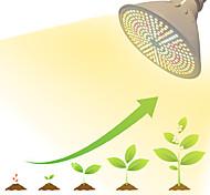 abordables -1 pc spectre complet LED élèvent des lumières luminaire de croissance 10 W 2347.8 lm 290 perles LED mignon créatif blanc chaud 85-265 V serre végétale nouvel an