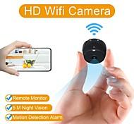 abordables -mini caméra wifi hd surveillance à distance sans fil petite caméra ip détection de mouvement enregistreur vidéo