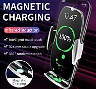 economico -caricabatteria da auto h9 supporto da auto a ricarica rapida per smartphone