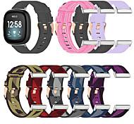 economico -Cinturino intelligente per Fitbit 1 pcs Cinturino sportivo Nylon Sostituzione Custodia con cinturino a strappo per Fitbit Versa 3 Fitbit Sense