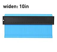 abordables -duplicateur de jauge de contour élargissement amélioré outil de copie de duplicateur de forme de jauge de profil de 10 pouces
