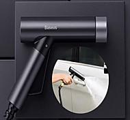 abordables -BASEUS 1 pc ABS Kit de nettoyage de voiture Conception de performance à haute pression Jet Noir