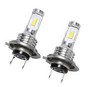 abordables -1 pcs H7 80 W Canbus LED Ampoules De Phare De Voiture Auto Lumières Automobile Conduite Brouillard Lampe 3570 CSP Antibrouillard