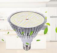 abordables -1 pc 27 w 15340.9 lm 184 perles LED mignon créatif spectre complet LED élèvent des lumières croissant luminaire blanc chaud 85-265 V maison / bureau serre de légumes noël nouvel an