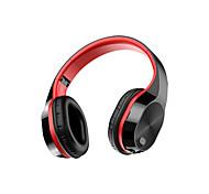 abordables -T5 Casque sur l'oreille Bluetooth5.0 LA CHAÎNE HI-FI pour Téléphone portable