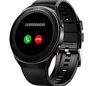 abordables -696 MT3 Unisexe Smartwatch Montre Connectée Bracelets Intelligents Bluetooth Moniteur de Fréquence Cardiaque Mesure de la pression sanguine Calories brûlées Mode Mains-Libres Santé Podomètre Rappel
