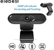 economico -webcam usb 2.0 1080p con microfono ruotabile pc desktop webcam cam mini computer webcamera cam lavoro di registrazione video