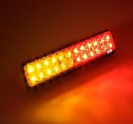 economico -2 pz 12v 24v 1.5w 24led indicatore di coda lampada a luce singal ultimo camion led au nave