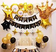 economico -1pc san valentino festival internazionale oggetti decorativi compleanno / tirare bandiera, decorazioni natalizie festa giardino decorazione di nozze 20 * 16 cm
