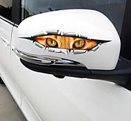 economico -# 1 / # 2 / # 3 Adesivi auto Individualità Adesivi per porte / Adesivi per auto completi Animali Adesivi 3D