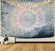 abordables -mandala bohème mur tapisserie art décor couverture rideau suspendu maison chambre salon dortoir décoration boho hippie psychédélique floral fleur lotus indien