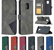 economico -telefono Custodia Per Xiaomi Integrale Custodia in pelle Porta carte di credito Redmi Note 9 Redmi Note 9 Pro Redmi Note 9 Pro Max Redmi Note 8 Redmi Note 8T Xiaomi Redmi 7 Redmi Note 7 Redmi Note 7