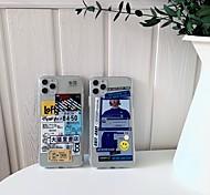 economico -telefono Custodia Per Apple Per retro iPhone XR iPhone XS Max iPhone 6s Plus iPhone 6s iPhone 6 Plus iPhone 6 iphone 7/8 iphone 7Plus / 8Plus iPhone X / XS iPhone SE 2020 Resistente agli urti Frasi