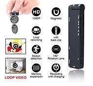 abordables -HD mini 1080p caméra caméra de vision nocturne caméra mouvement dvr micro aimant caméra enregistrement vidéo clip caméra