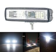 economico -1 pz 12 v led bar 48 w wrok light led lightbar 2835led 16smd per camion trattore suv 4x4 auto led fari illuminazione spot barra di lavoro