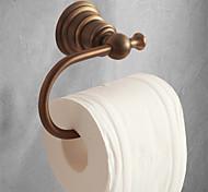 abordables -Porte-papier toilette Antique Laiton 1 pièce - Bain d'hôtel