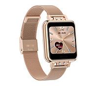 abordables -ZL13 Smartwatch Montre Connectée pour Android iOS Samsung Apple Xiaomi Bluetooth 1.22 pouce Taille de l'écran IP 67 Niveau imperméable Imperméable Ecran Tactile Moniteur de Fréquence Cardiaque Mesure