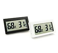 abordables -thermomètre de reptile de voiture s-ws05 mini thermomètre électronique pour boîte pour animaux de compagnie et aquarium