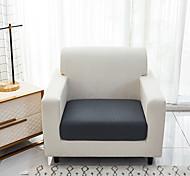 abordables -Housse de canapé Couleur Pleine Imprimé & Jacquard Polyester Literie