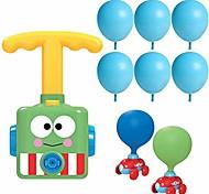 economico -auto da corsa a palloncino, auto inerziale per bambini, auto a palloncino fai-da-te esperimento giocattolo auto a palloncino intelligenza educazione divertente auto scientifica giocattoli per bambini