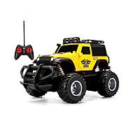 abordables -Buggy de voiture rc (tout-terrain) / monster truck titanfoot / voiture de course 1:43 rechargeable / télécommande / rc