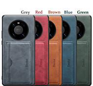 economico -telefono Custodia Per Huawei Per retro Custodia in pelle HUAWEI P40 HUAWEI P40 Pro HUAWEI P40 Pro + Mate 40 Mate 40 Pro Mate 40 Pro + Huawei P20 Huawei P20 Pro Huawei P20 lite Huawei P30 Resistente