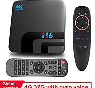 abordables -2 Go + 16 Go Hongtop H6 TV Box H616 Smart TV Box Android 10 16 Go 6k HD YouTube Media Player Netflix TV 2.4G&Décodeur wifi 5g