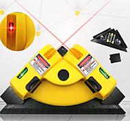 abordables -Règle à angle droit instrument de niveau laser instrument de marquage instrument laser règle laser infrarouge télémètre laser à main