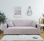 abordables -rose wave point housse de canapé 1 pièce housse de canapé housse de meuble housse souple extensible tissu jacquard spandex super fit pour canapé 1 ~ 4 coussin et canapé en forme de l, facile à