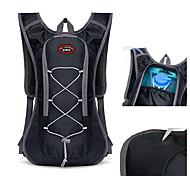 abordables -5 L Sac à dos d'hydratation Poids Léger Vestimentaire Extérieur Escalade Course Running Nylon Noir Bleu Rose
