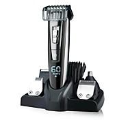 abordables -hatteker professionnel tondeuse à cheveux étanche 5 in1hair tondeuse électrique coupe de cheveux machine barbe trimmer corps hommes coupe de cheveux