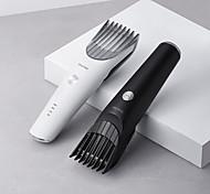 abordables -Showsee tondeuse à cheveux électrique tondeuse de coupe de cheveux portable barbier choix professionnel lame en céramique ultra-mince rasage sans fil