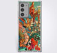 economico -custodia per telefono in stile cinese per samsung galaxy s21 galaxy s21 plus galaxy s21 custodia protettiva per telefono ultra design unico cover posteriore antiurto