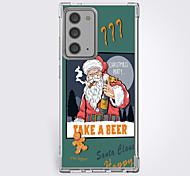 abordables -Noël Cas Pour Samsung Galaxy S21 Galaxy S21 Plus Galaxy S21 Ultra Modèle unique Étui de protection Antichoc Coque TPU
