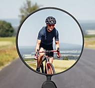 abordables -Rétroviseur de vélo Ajustable Poids Léger Matériaux Légers Cyclisme moto Vélo verre ABS Noir Vélo de Route Vélo tout terrain / VTT Cyclotourisme