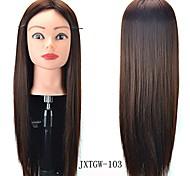 abordables -coiffure perruque pratique formation tête mannequin coiffure