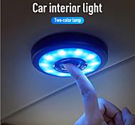abordables -Accessoires de voiture décoration ornement intérieur lampe de lecture de voiture led éclairage intérieur de voiture rangée arrière lampe de toit de voiture accessoire automatique