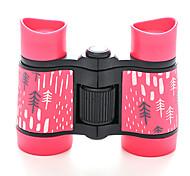 economico -4 X 17 mm Binocolo Impermeabile Mini Facile da portare Campeggio / Escursionismo / Speleologia Uso quotidiano All'aperto