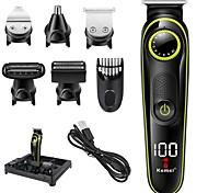 abordables -Tondeuse à cheveux professionnelle tout-en-un pour hommes rasoir pour le corps du visage tondeuse à cheveux électrique tondeuse à barbe coupe-cheveux machine de toilettage