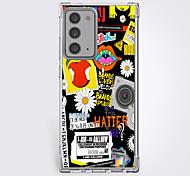 abordables -Mode Cas Pour Samsung Galaxy S21 Galaxy S21 Plus Galaxy S21 Ultra Modèle unique Étui de protection Antichoc Coque TPU