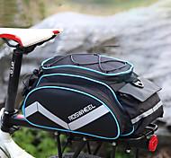 abordables -sacs de vélo sacoches de support de vélo pack de vélo accessoires sac de fret de vélo sac de bagages de vélo sac à bandoulière sac à main sac de sport de voyage en plein air | Bande réfléchissante 3