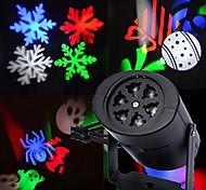 abordables -led projecteur scène lumière extérieure nuit scape lighiting coeur neige araignée bowknot bat pour noël fête de mariage vacances halloween vacances paysage lumière