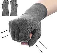 abordables -gants d'arthrite - gants de compression pour rhumatoïde& arthrose - les gants pour les mains soulagent les symptômes de douleurs articulaires arthritiques - hommes& femmes - doigt (s) ouvert