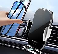 economico -supporto di ricarica wireless per auto magnetico h9 360 ruota caricatore wireless semplice e veloce per smartphone andriod ios per iphone 11